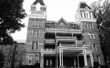 Haunted Athens