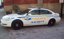 First Police Car