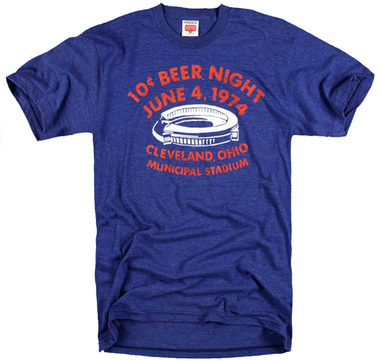 10 cent beer night shirt