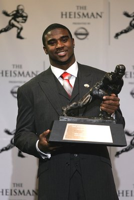 Highest Percentage of Heisman Votes