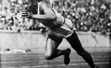 Jesse Owens frontpage