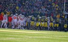 ohio state and michigan rivalry