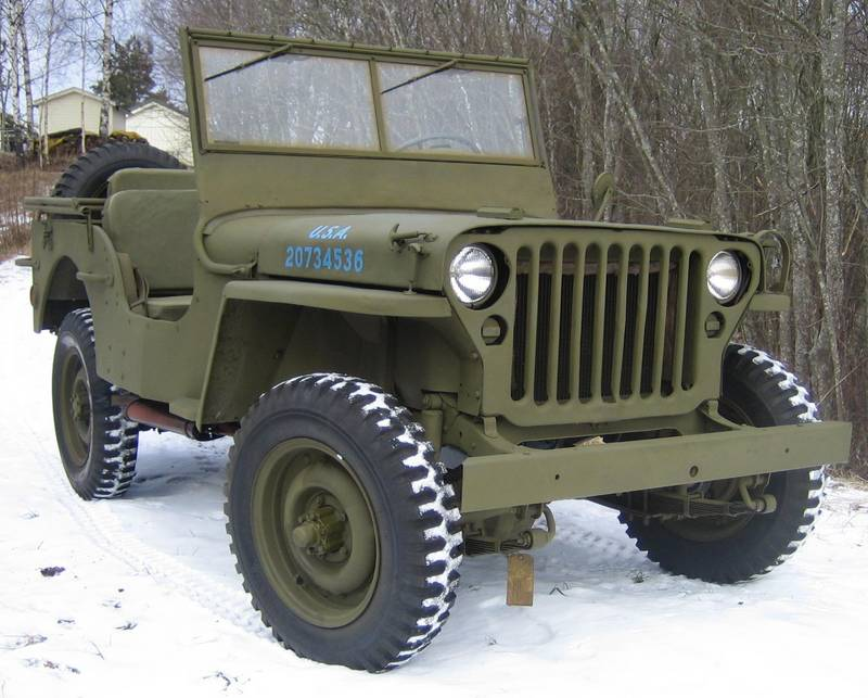 Mb willys jeep #5