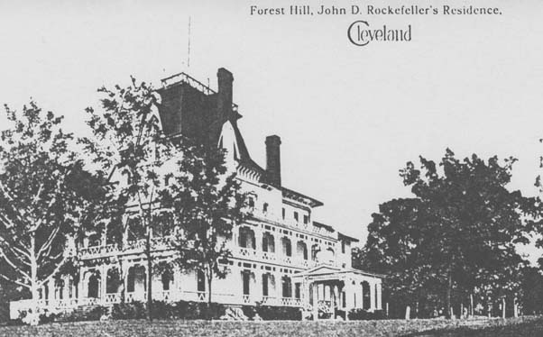 john d rockefeller first million Commentary and archival information about john d rockefeller from  by his estate for $325 million by  may become the first american billionaire.