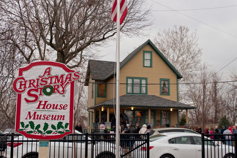 A Christmas Story was Filmed in Cleveland - OhioWins