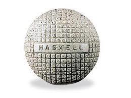 modern golf ball